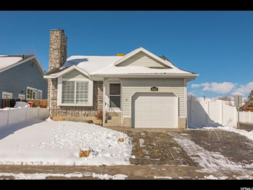 Your Home in West Jordan at Meadow Green Farms